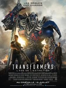 transformers 4 l'age de l'extinction