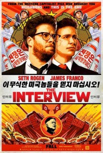 the interview - affiche