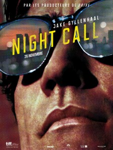Night call - affiche