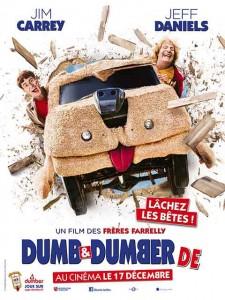 Dumb & Dumber De - Affiche
