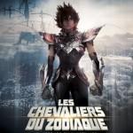 Les chevaliers du zodiaque  La Légende du Sanctuaire Affiche France