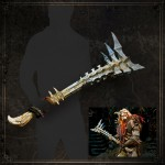 Warner bross Just For Fans - masse orc Hobbit - 004
