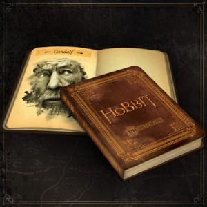 Warner bros Just For Fans - notebook Hobbit - 001