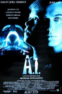 affiche - a i intelligence artificielle
