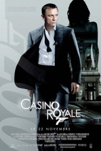 affiche - casino royale
