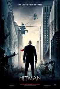 affiche - hitman agent 47 film