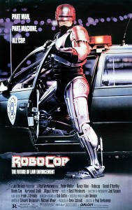affiche - robocop