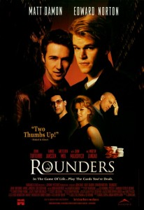 affiche - rounders