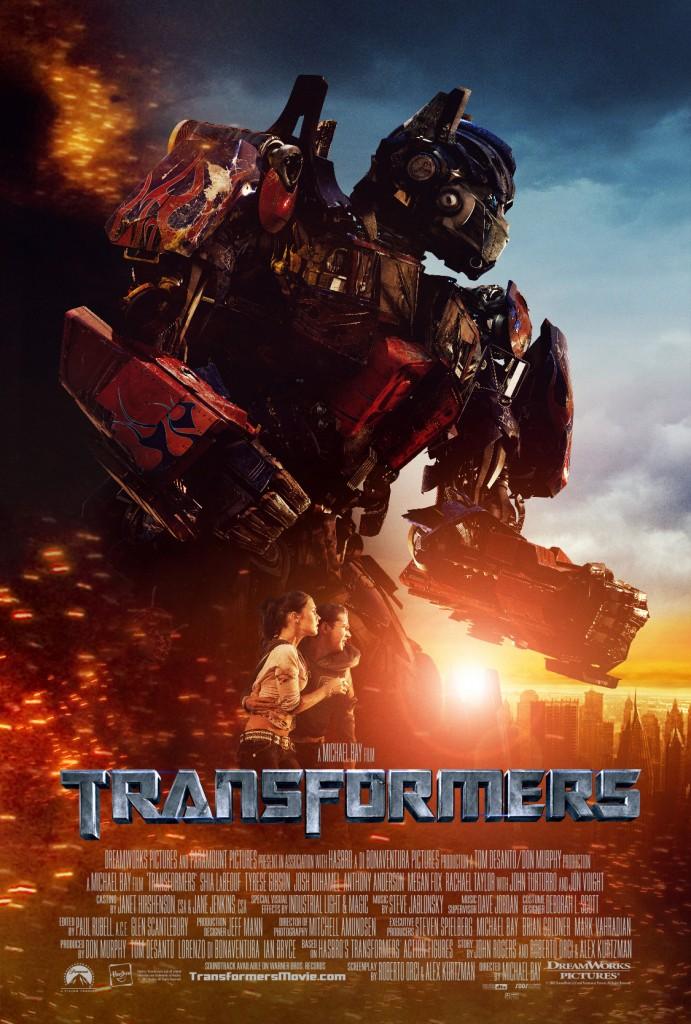 affiche - transformers