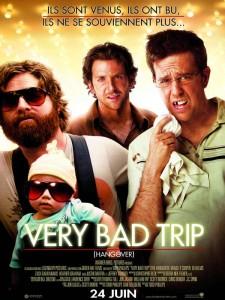 affiche - very bad trip