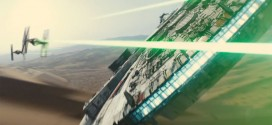 Star wars 7: réveil anticipé .