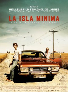affiche la isla minima