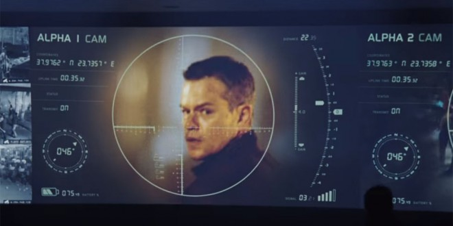 Jason Bourne - bande annonce