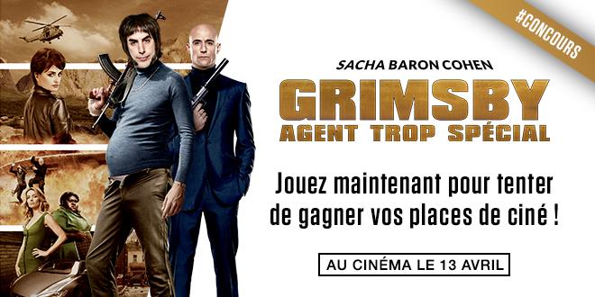 [Concours terminé] Gagnez des places et des T-Shirts du film Grimsby