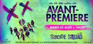 suicide squad - europa corps cinéma avp