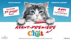 ma vie de chat - europa corps cinéma avp