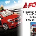 [Concours] À FOND, 3 DVD + 1 Blu-Ray à gagner !
