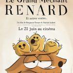 affiche le GRAND MÉCHANT RENARD