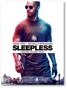 SLEEPLESS affiche