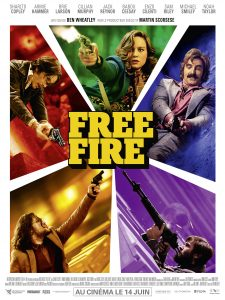FREE FIRE affiche