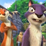 Nut Job 2 - Andie, Surly and animals