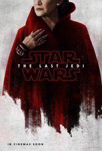 STAR WARS : LES DERNIERS JEDI Leia