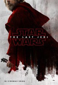 STAR WARS : LES DERNIERS JEDI Leia Luke
