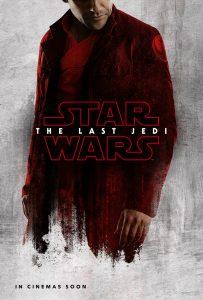 STAR WARS : LES DERNIERS JEDI Leia Luke Poe