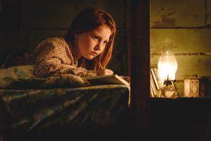 Die junge Jeannette Walls (Ella Anderson)